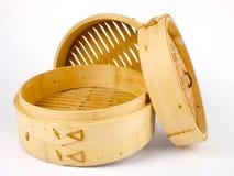 Bamboo Streamer Stock Photo