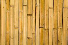 Bamboo strips and dried to make the background Royalty Free Stock Images