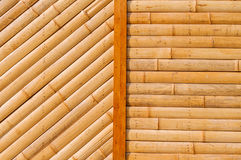 Bamboo structure royalty free stock image