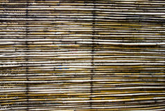 Bamboo surface Stock Images