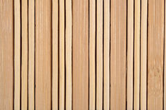 Bamboo tableclot Royalty Free Stock Photography