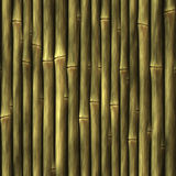 Bamboo Texture. Illustration of the bamboo texture that can be seamlessly tiled Stock Photography