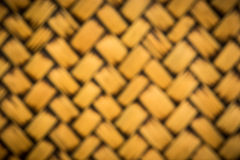 Bamboo texture background. Blur texture background of blur Yellow Bamboo stick cross photo Stock Photo