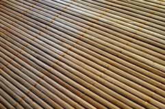 Bamboo texture background Royalty Free Stock Photography