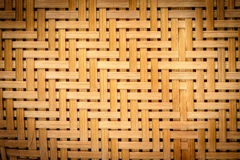 Bamboo texture and background. Woven bamboo texture and background royalty free stock photo