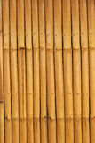 Bamboo texture fence. Bamboo fence background vertical image Stock Image