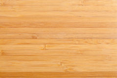 Bamboo texture. Polished bamboo planks close up texture background Stock Images