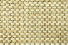 Bamboo texture. Bamboo Weave For Pattern Background Stock Photography