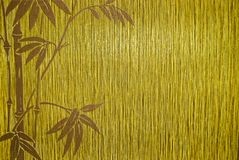 Bamboo textured Royalty Free Stock Photo