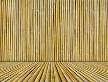 Bamboo Textured Background Royalty Free Stock Photos