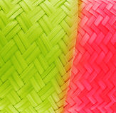 Bamboo textures fresh color. Stock Image