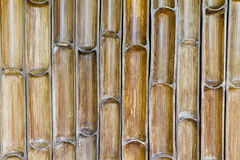 Bamboo textutre Stock Photos