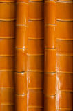 Bamboo tile pattern Royalty Free Stock Photo