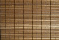 Bamboo Tray for background Royalty Free Stock Photography