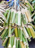 Bamboo tube Royalty Free Stock Photos