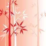 Bamboo, vector Royalty Free Stock Photos