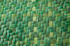 Bamboo Vimini weaving texture background. Green Vimini Bamboo weaving texture background pattern royalty free stock images