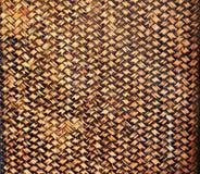 Bamboo wall. Native Thai style bamboo wall Stock Photography