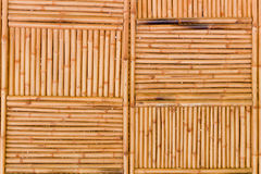 The bamboo wall Stock Photo