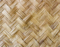 Bamboo wall. Native Thai style bamboo wall Royalty Free Stock Images