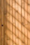 Bamboo wall Stock Image