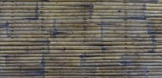 Bamboo wall Royalty Free Stock Photos