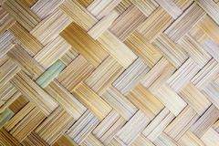 Bamboo wall background. Texture traditional royalty free stock photo