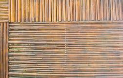 Bamboo wall. Bamboo background.closeupn Stock Photos