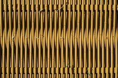 Bamboo wall or Bamboo fence texture background, Japanese style royalty free stock image