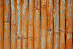 Bamboo wall house  background Royalty Free Stock Photo