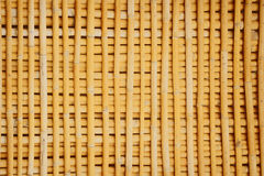 Bamboo wall house pattern background Stock Photo