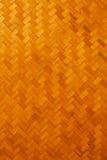 Bamboo wall. Royalty Free Stock Images