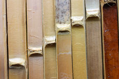 Bamboo wall texture Stock Photo