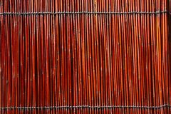 Bamboo wall Royalty Free Stock Image