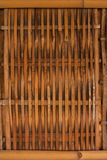 Bamboo walls,Thai Culture. Stock Photo