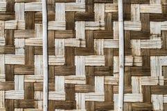 Bamboo weave Stock Photos
