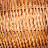 Bamboo weave for background Stock Photos