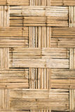 Bamboo weave background. Texture pattern Royalty Free Stock Photos