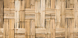Bamboo weave background. Texture pattern Stock Image