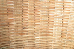 Bamboo weave background Stock Photos