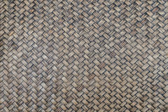 Bamboo weave Stock Photography