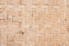 Bamboo weave pattern,Bamboo wood texture. For background Stock Photos