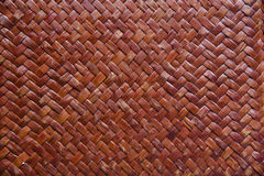 Bamboo weave. Bamboo weave pattern and texture Stock Photos