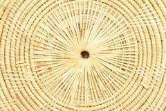 Bamboo weave pattern Royalty Free Stock Image