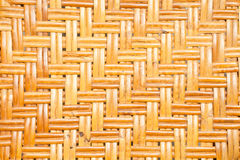 Bamboo weave pattern Stock Photos