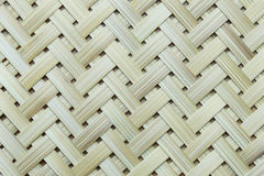 Bamboo weave surface. Bamboo weave surface for the texture design backdrop in your work Stock Photography