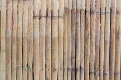 Bamboo weave texture for background. Ancient bamboo weave texture for background Royalty Free Stock Photos