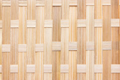 Bamboo Weaved. Royalty Free Stock Photo
