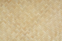 Bamboo weaving Texture Background Royalty Free Stock Image