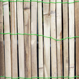 Bamboo weaving Stock Images